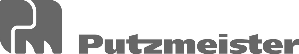 putzmeister logo grey