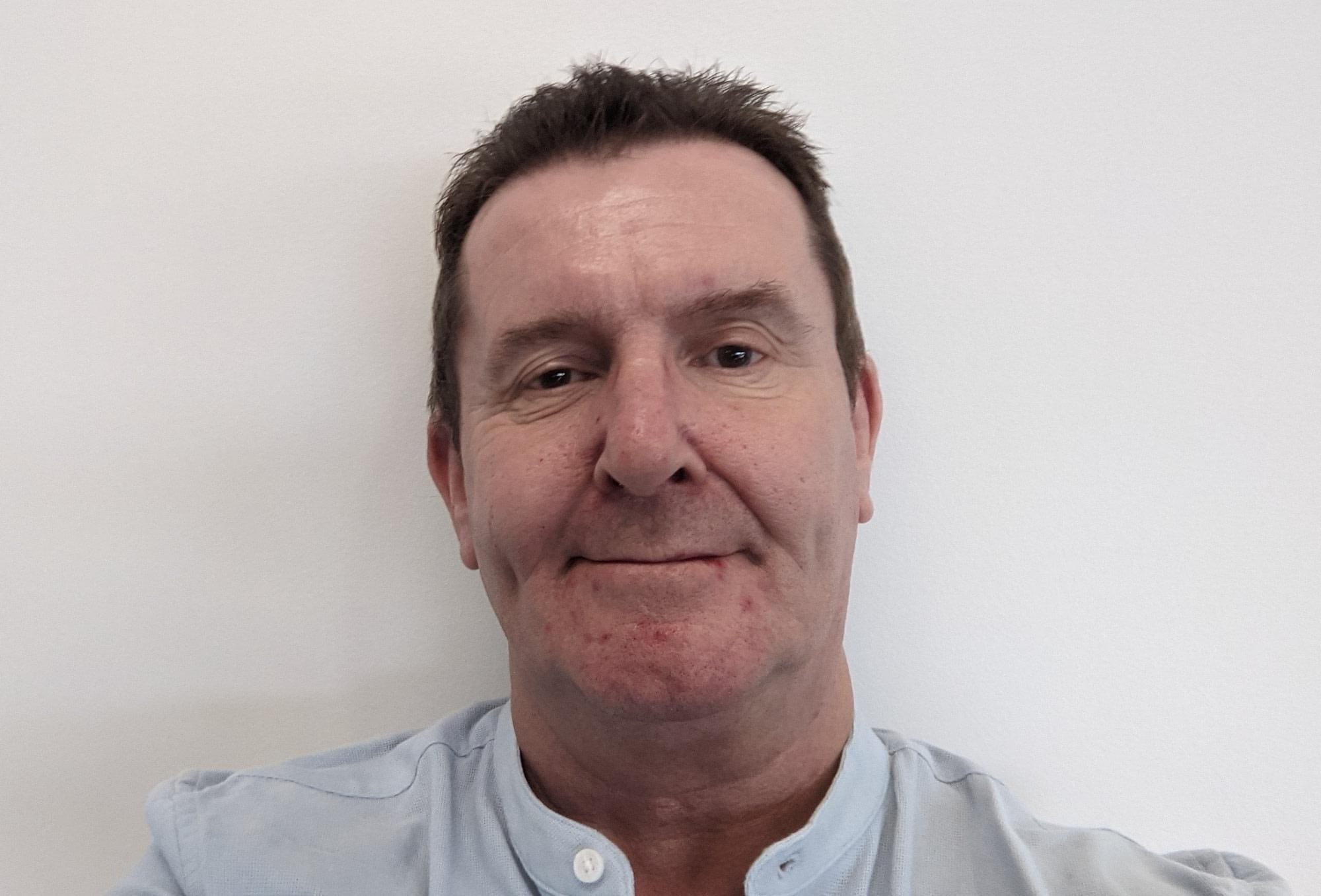 Mark Hitchmough
